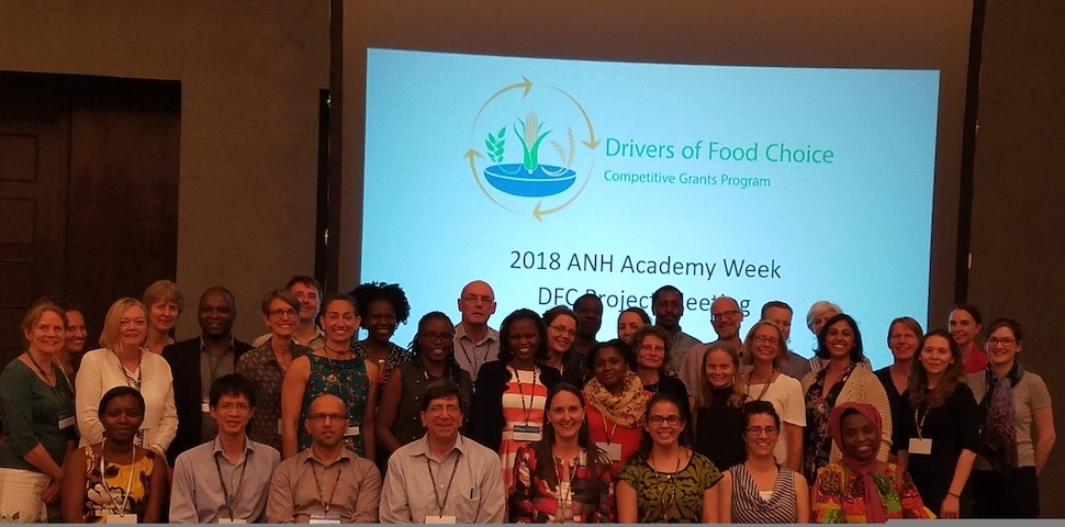 DFC shows strong presence at ANH Academy Week 2018.