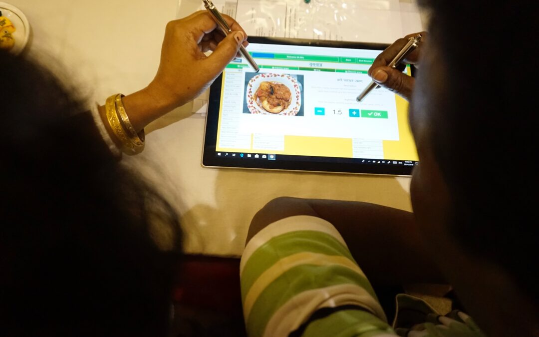 The Food Choice Application: Using digital technology to understand the drivers of food choice in eastern India