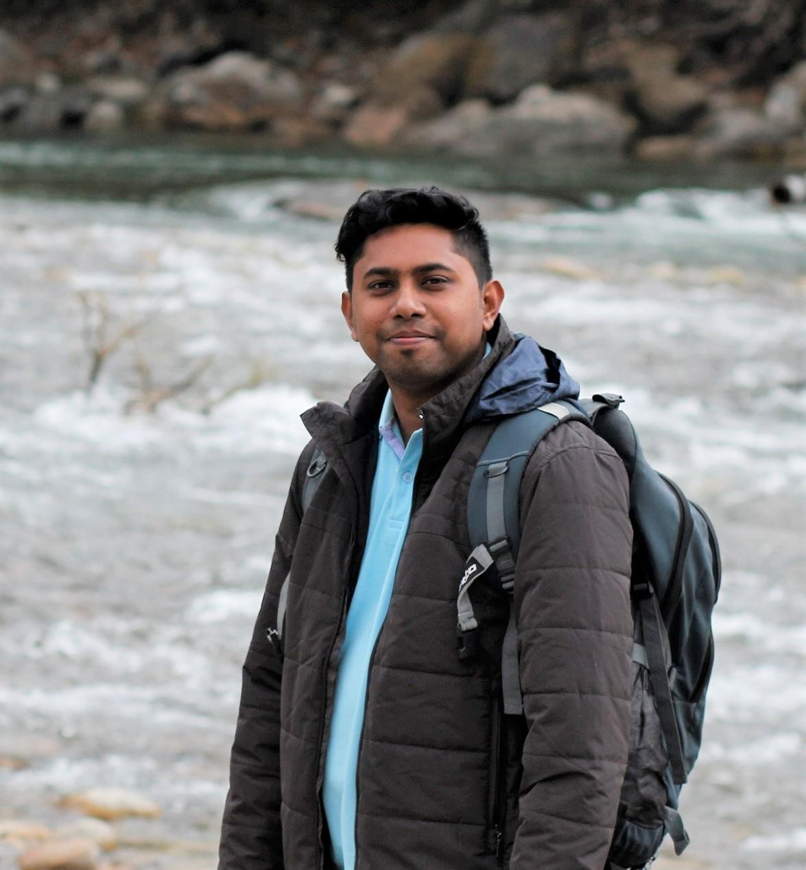 Sharraf Samin, MPH